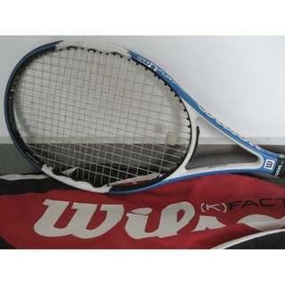 Wilson Ncode Fury Tennis Racket