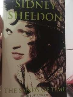 Sidney sheldon the sounds of time (butir butir waktu)