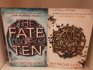🚚 Fate of Ten