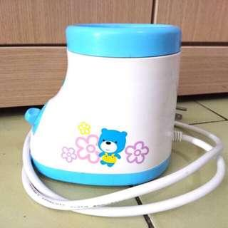 🚚 寬口溫奶器 台灣製造