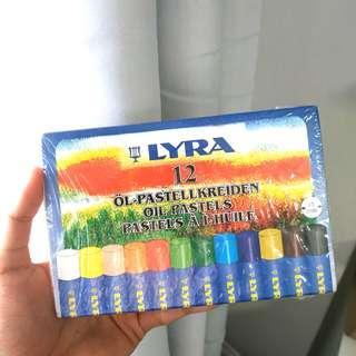 Lyra 12 Oil Pastels #MakeSpaceForLove