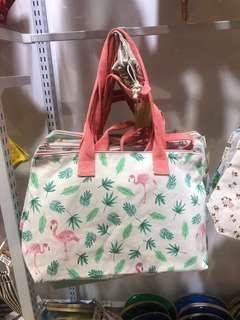 Flamingo Shoulder Bag