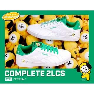 3bbe82b5671 BT21 Reebok Royal Complete 2LCS Chimmy