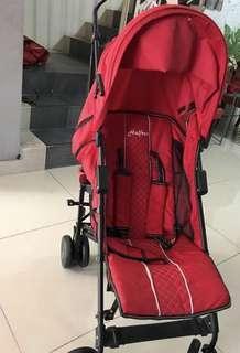 Halford stroller