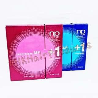 FIOLE NP 3.1 neoproess hair treatment system 焗油