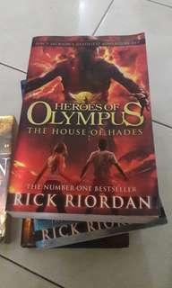 The house of Hades Rick Riordan