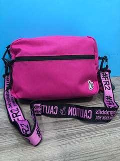 FR2 Shoulder Bag Middle Pink( HK AAA )