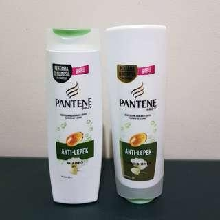 Shampoo+Conditioner PANTENE AntiLepek