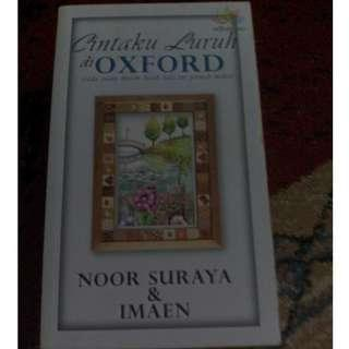 novel cintaku luruh di oxford