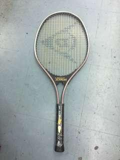 Tennis Racket vintage (metal)