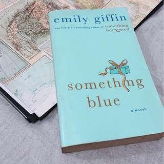[Preloved] Something Blue by Emily Griffin