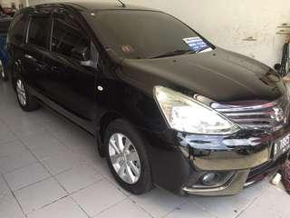 Nissan Grand Livina XV 2013 Automatic