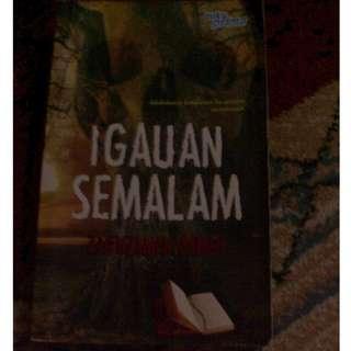 buku novel seram
