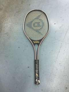 Tennis racquet Dunlop old stock