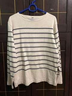 Mens Uniqlo Long Sleeve Shirt size Small