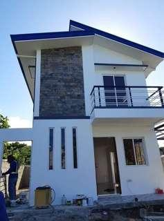For Sale: Brand New House & Lot