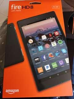 Tablet fire HD8 32GB for kids