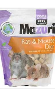 Rat food samples (grab bag)