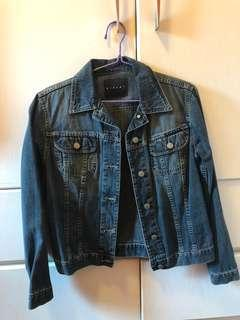 Sisley Denim Jacket (Small)