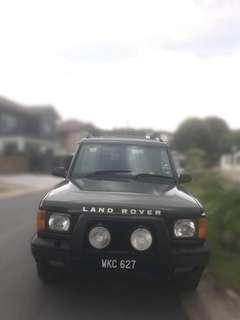2001 Land Rover Discovery II