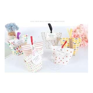 [Instocks] Candy Boxes for Wedding, Door Gift