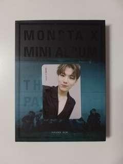 Monsta X 3rd Mini Album The Clan Pt. 1 Lost (Found ver)