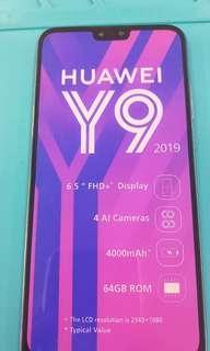 🚚 華為 Y9 6+64G 6.5吋大螢幕 大電量 中壢面交