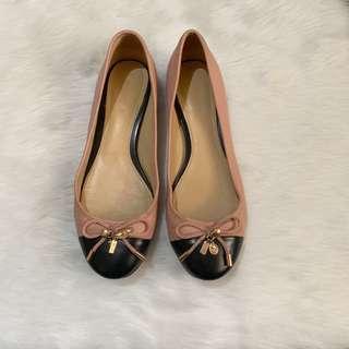Authentic Coach Ballet Shoes