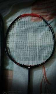 Yonex Voltrix Glanz new Badminton Racket