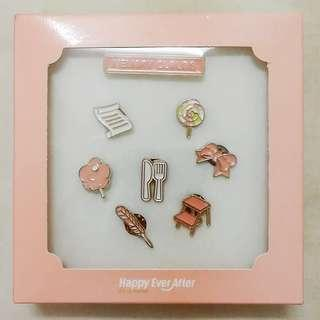 WTS-BTS 4th muster badge