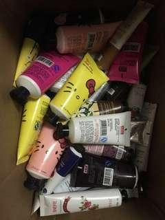 Give Away Hand Lotion Cream