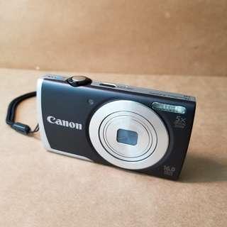Canon PowerShot A2500 HD camera 相機全套齊