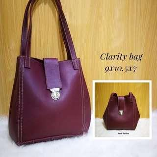 Clarity Shoulder Bag