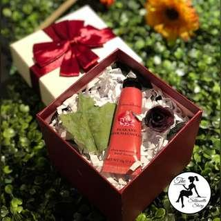 [Valentine Day Special] Handcream Mini Gift Box Set