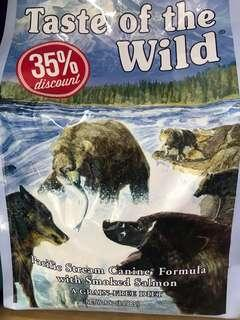 🚚 Taste of the Wild Pacific Stream Canine Formula with Smoked Salmon (Grain-Free)