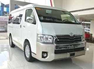 2019 HIACE Super Grandia 3.0 AT
