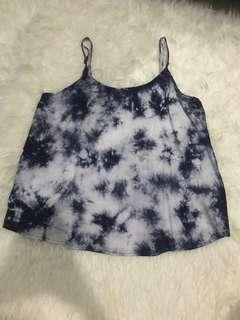 Cotton on ombre tank top size S