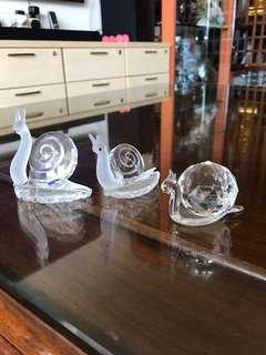 🚚 Crystal snail