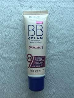 RIMMEL LONDON BB Cream SPF15 VERY LIGHT