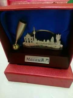 Desk pen holder from Macau