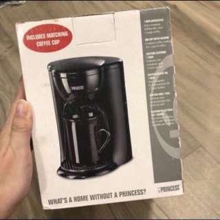 ☕️ Princess 荷蘭公主 一杯式蒸餾咖啡機 ☕️