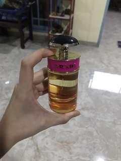 PRADA - parfume original aroma nya soft