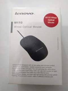 MOUSE LENOVO ORIGINAL 100% M110