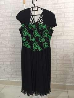 Dress Pesta (Hand Made): jangan nego sadis :(