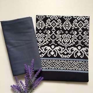 Batik Cotton - Kain Pasang