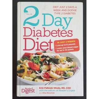 🚚 2-Day Diabetes Diet : Diet Just 2 Days a Week and Dodge Type 2 Diabetes