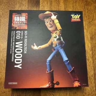 全新 海洋堂 山口式 Toy story 玩具總動員 胡迪 巴斯光年