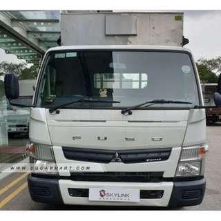 2015 Mitsubishi Fuso  Canter FEB21