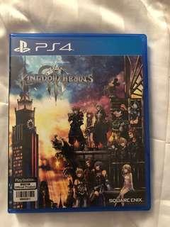 Kingdom Hearts 3 (USED)