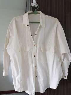 White Top / Jacket